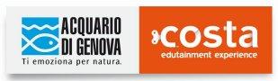 Logo Costa Edutainment Acquario Genova